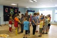 """Vilgāles pamatskolas vasaras nometne """"No kamenes lidojuma"""" 2012.g. vasarā"""